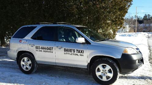 Dave's Taxi Cab